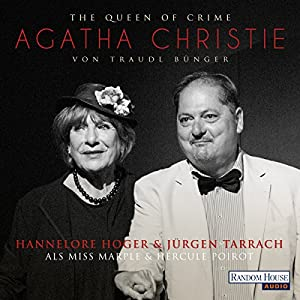 The Queen of Crime: Agatha Christie Hörbuch