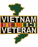 Vietnam Veteran Patch Military Collectibles for Men and Women