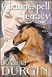 Changespell Legacy (The Changespell Saga Book 3)