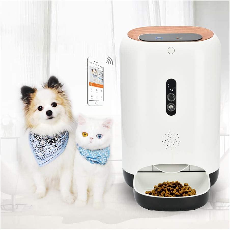 Dispensador Automático De Alimentos Para Mascotas Para Gatos ...