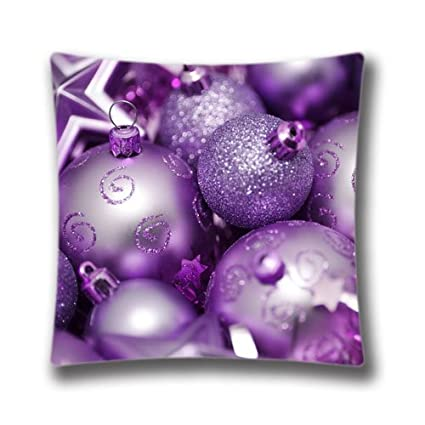 Amazon.com: 16x16inch Pillow Cover,Christmas Sofa Bed Home ...