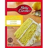 Betty Crocker Lemon Super Moist Cake Mix, 432 Gram