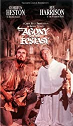 The Agony & The Ecstasy [Vhs]