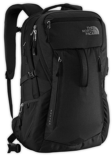 The North Face Router Daypack - TNF Black by The North Face