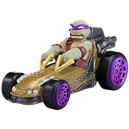 Teenage Mutant Ninja Turtles T-Machines Donatello in Patrol Buggy Diecast Vehicle