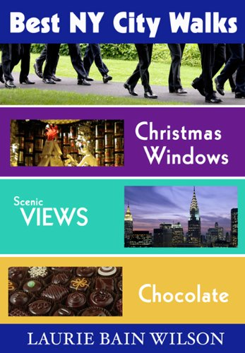 Easy, Self-Guided Walks in NYC for the Best Chocolate, Views and Christmas Window ()