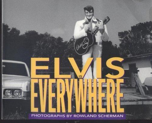 Elvis Is Everywhere pdf epub