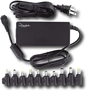 Rocketfish Travel Laptop AC Power Adapter