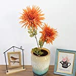 Memoirs-Artificial-2-Heads-Marigold-Flower-Silk-Fake-Chrysanthemum-Flowers-Simulation-Plants-Wedding-Party-Decorative-Home-DecorYellow