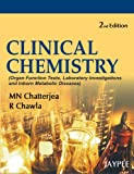 Clinical Chemistry : Organ Function Tests, Laboratory Investigations and Inborn Metabolic Diseases, Chatterjea, Mn, 8184487959