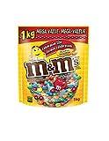 M&M's Peanut Candies Celebration Size Stand up Pouch 1kg