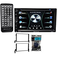 1997-1998 Ford F-150 Car 2-Din DVD/iPhone/Bluetooth/Pandora/USB Receiver Stereo