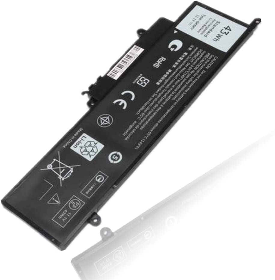 New GK5KY Battery for Dell Inspiron 11 3000 3147 3148 3152 13 7000 7353 7352 7347 7348 7359 7558 7568, Compatible P/N 04K8YH 92NCT 092NCT 4K8YH P20T Notebook PC