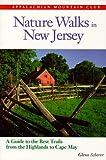 Nature Walks in New Jersey, Glenn Scherer, 1878239686