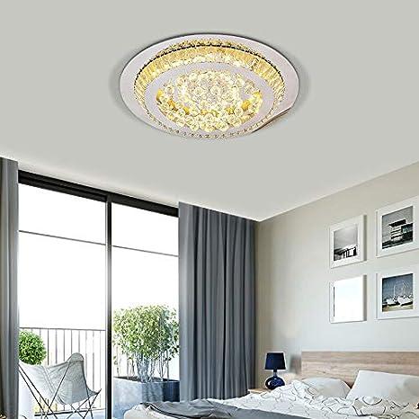 Verrassend Moderne kristallen creatieve Glans Plafond Lichten Plafonnier LED QP-21