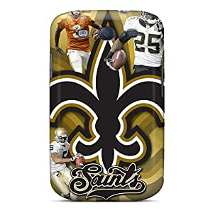 RCy12139wJGq Tpu Phone Cases With Fashionable Look For Galaxy S3 - New Orleans Saints Black Friday