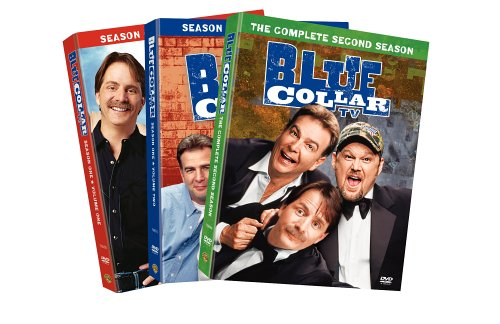 Blue Collar TV - The Complete First Two Seasons (Blue Collar Tv Season 1)
