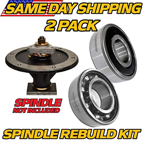 - (2 Pack) Toro 107-8504 Spindle Rebuild Bearings Grandstand Turbo Force, Z-Master G3 - HD Switch