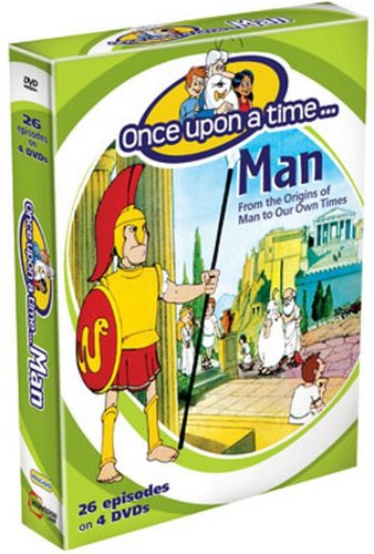 DVD : Once Upon A Time: Man (Boxed Set, 4PC)