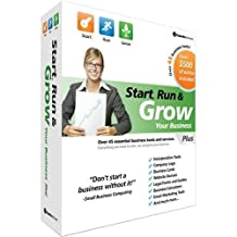 Start, Run and Grow Your Business Plus