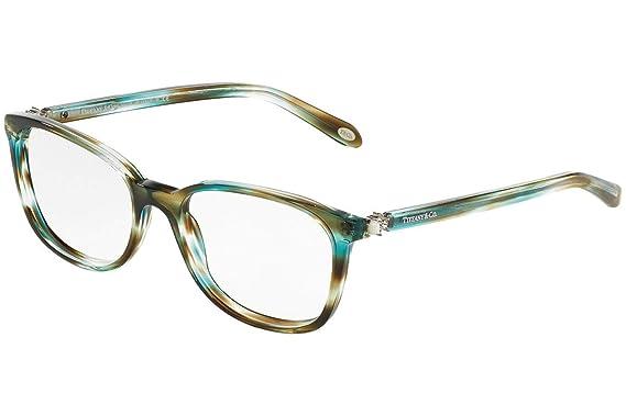 Tiffany óptico 0tf2109hb Full borde cuadrado mujer gafas de ...