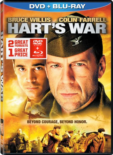 Hart's War (Two-Disc Blu-ray/DVD Combo)