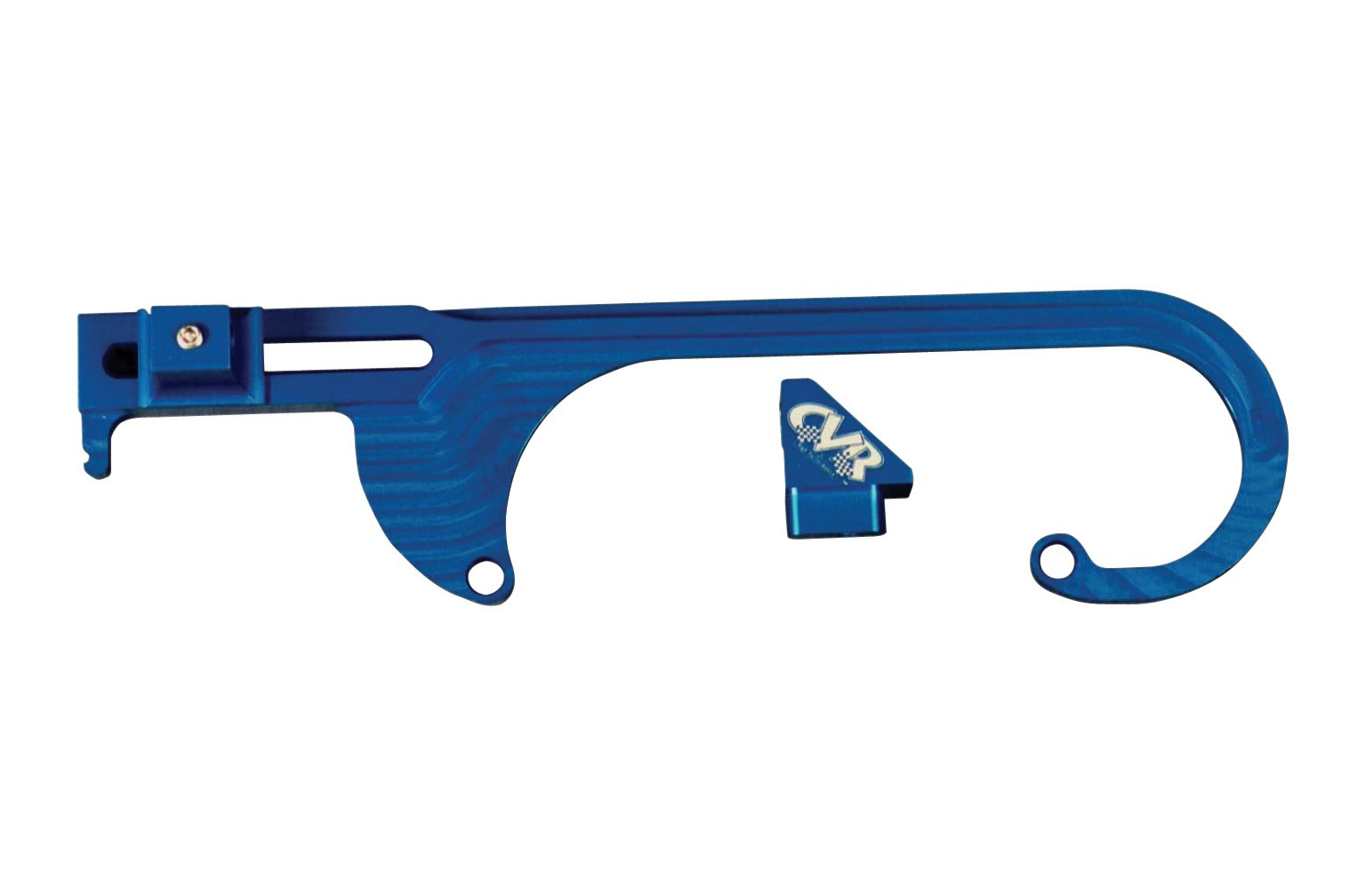 CVR Performance 64150BL 4150 Blue Throttle Cable Bracket for GM and Morse by CVR Performance