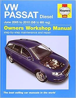 Passat b6 repair manual pdf