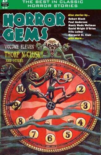 Horror Gems, Volume Eleven (Volume 11)