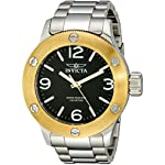 Invicta Men's 18580 Russian Diver Analog Display Quartz Stainless Steel Watch