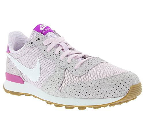 Scarpe Rosa da bianco Nike Internationalist Donna Corsa Wmns EqPfxwZ