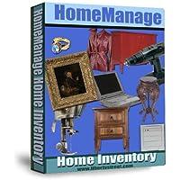 HomeManage Home Inventory Windows Software