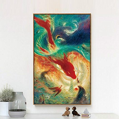 JIALELE Animal 3D Framed Art Wall Art,Wood Material With Frame For Home Decoration Frame Art Living Room Bedroom Kids Room 1Piece/Set