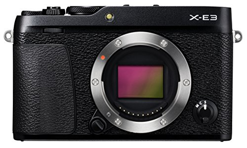Fujifilm X-E3 Mirrorless Digital Camera, Silver (Body Only)