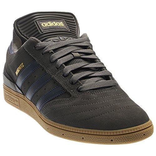 Adidas BUSENITZ PRO Solid Grey   Collegiate Navy   Gum Skate ... d614b0173a