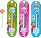 Kids Tongue Cleaner With Smiley Cover (4 Colors)