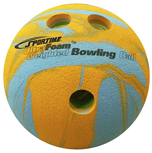Sportime UltraFoam Weighted Bowling - Weighted Bowling Set