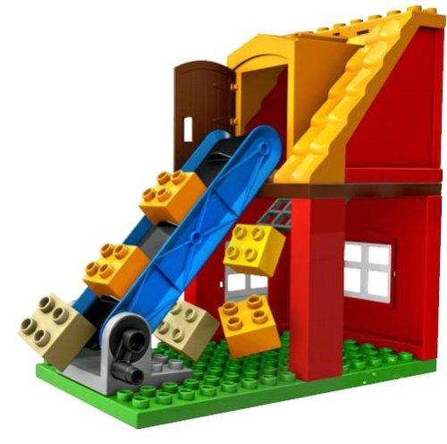 Lego Duplo 4975 Kleiner Bauernhof Amazonde Spielzeug