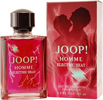 Joop! Electric Heat By Joop! For Men Edt Spray 4.2 Oz