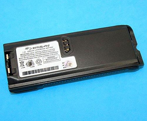 SUNDELY 5500mAh Li-ion Replacement Battery + Charger for Motorola Radio XTS3000 XTS3500 XTS4250 XTS5000 MTP200 MTP300 NTN8293 NTN8294 RNN4006