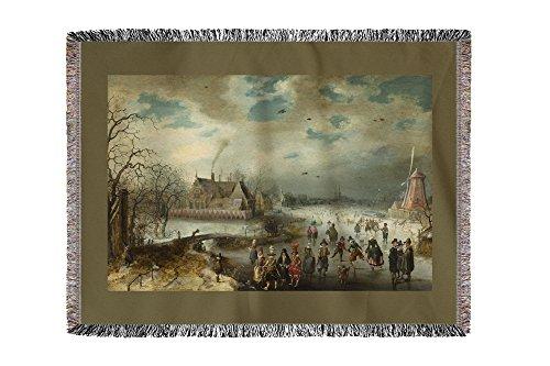 skating-on-the-frozen-amstel-river-masterpiece-classic-artist-adam-van-breen-c-1611-60x80-woven-chen