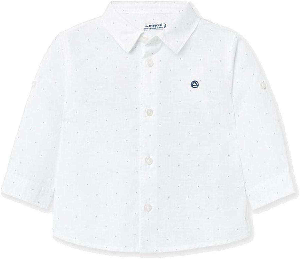 Mayoral Camisa de lino M/L para niño: Amazon.es: Ropa y accesorios