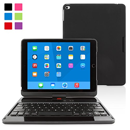iPad Rotatable Keyboard Case Snugg