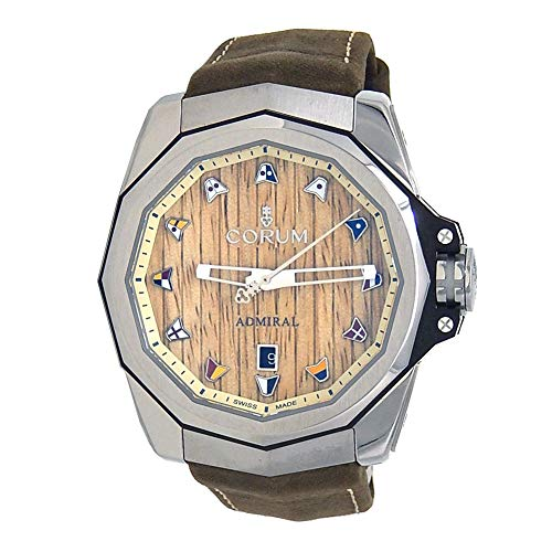 Corum Admiral's Cup Automatic-self-Wind Male Watch A082/03209 (Certified Pre-Owned)