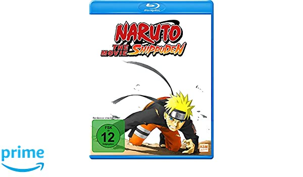 Naruto Shippuden - The Movie Blu-ray Francia Blu-ray: Amazon ...