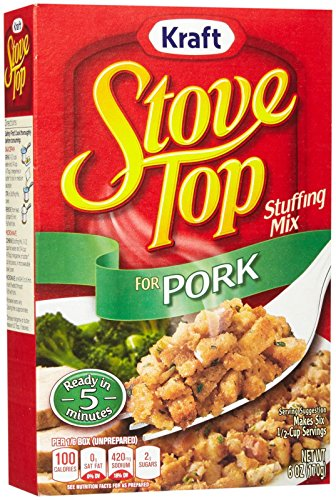 Stove Top Stuffing Pork Ounces