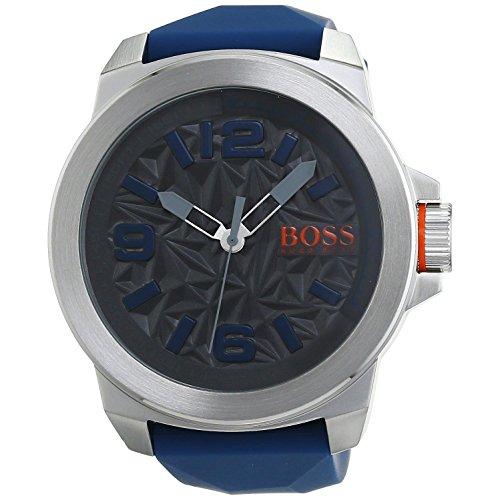 1513355 Watch Hugo boss Men's Orange Stainless steel case, Silicone
