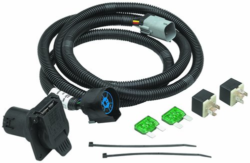 Tow Ready 20131 4-Flat to 7-Way OEM Connector