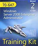 img - for Self-Paced Training Kit (Exam 70-647) Windows Server 2008 Enterprise Administrator (MCITP) (2nd Edition) (Microsoft Press Training Kit) book / textbook / text book
