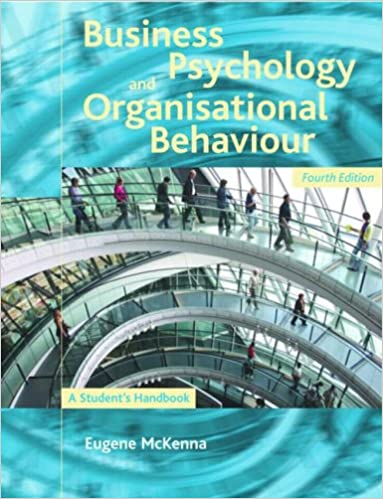 Organisational Behaviour Book Pdf